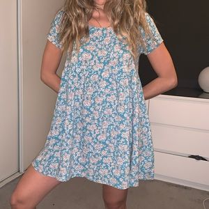 American Apparel babydoll dress